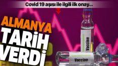 Almanya'dan koronavirüs aşısı ile ilgili önemli açıklama! Tarih verdiler