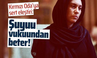 Sibel Eraslan'dan Kırmızı Oda dizisine ve Gülseren Budayıcıoğlu'na eleştiri