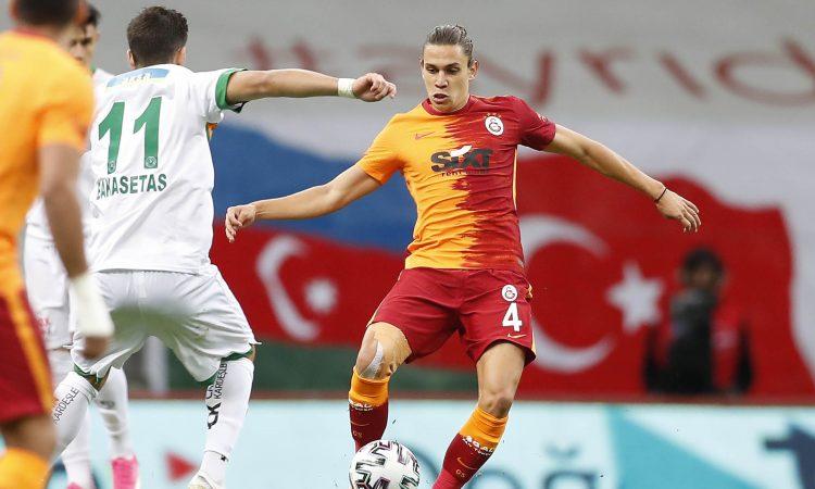 Davidson Galatasaray'ın fişini çekti