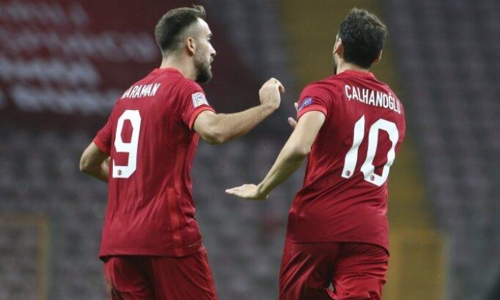 Hakan Çalhanoğlu: 'Üzülüyorum, kazanmalıydık'