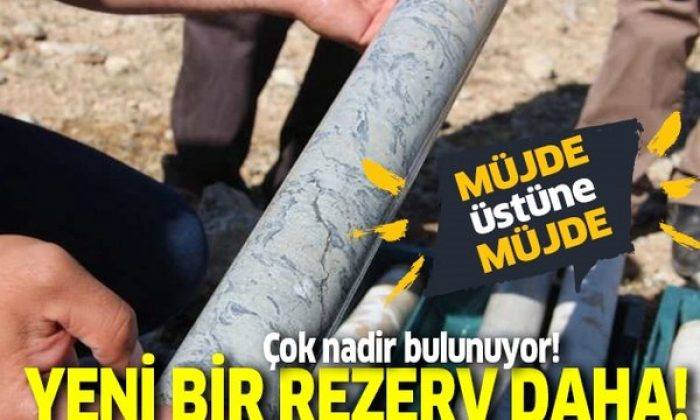 Erzurum'dan altın rezervinin ardından bir müjde daha!