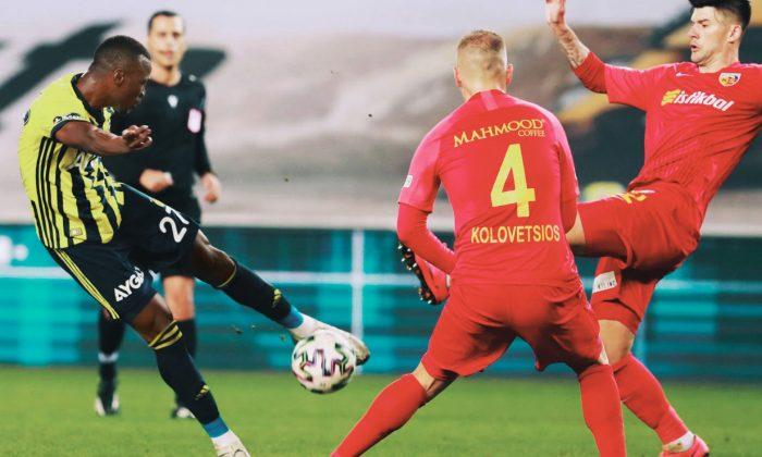 Fenerbahçe de zirve inadı