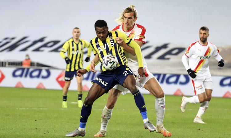 Fenerbahçe'nin sarı kırmızı fobisi