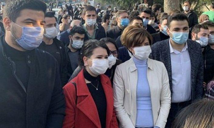Kati Piri Boğaziçi Üniversitesi provokasyonuna destek oldu!