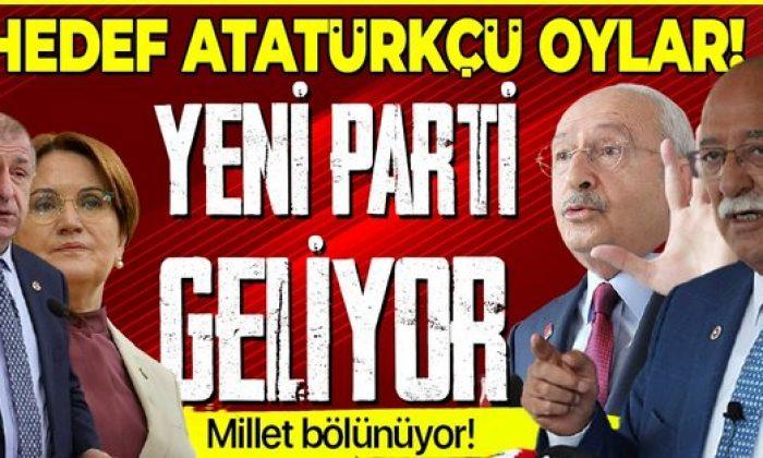 Hedef: İYİ Parti ve CHP'nin küstürdüğü Atatürkçüler!