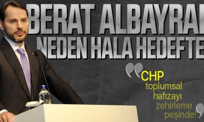 Eski Hazine ve Maliye Bakanı Berat Albayrak neden hâlâ hedefte?