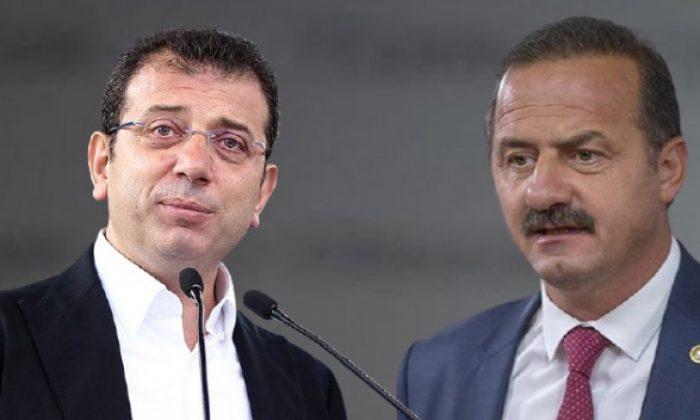 İmamoğlu'nun mesajına İYİ Parti'den sert tepki