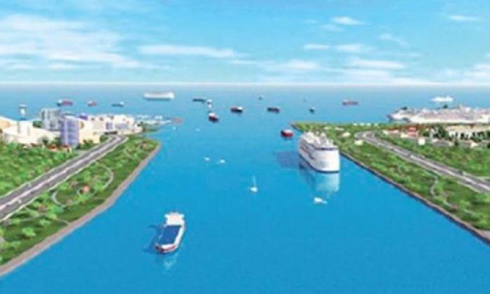 Montrö Prangasını Kanal İstanbul kırar