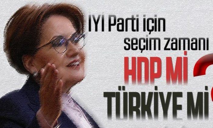 Ya Türkiye'nin geleceği ya HDP'nin geleceği