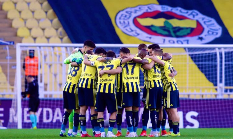 Medipol Başakşehir 1-2 Fenerbahçe