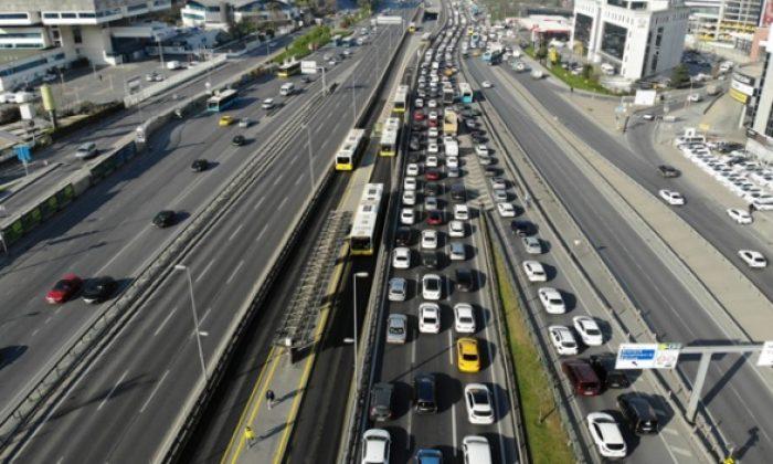 Bu da denetim trafiği