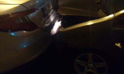 Bahçecik tünelinde zincirleme trafik kazası!