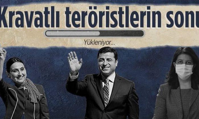 HDP'nin kapatılması davasında son dakika gelişmesi