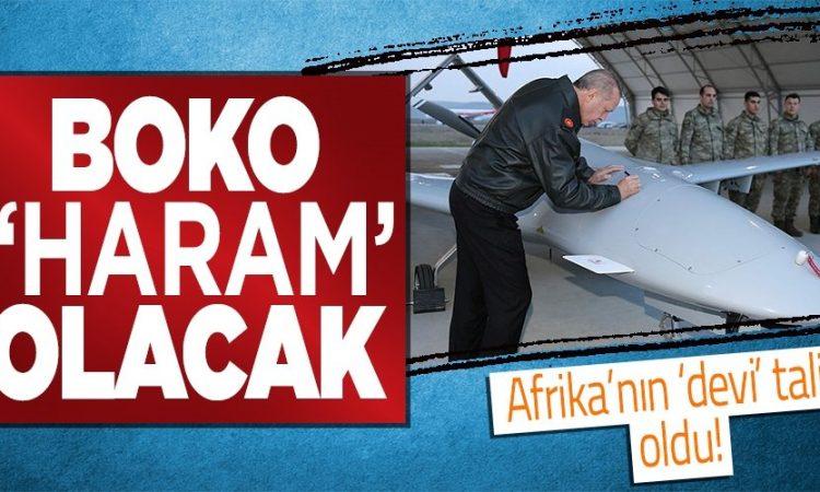 Afrika'nın devi Nijerya, Türk İHA ve SİHA'larına talip oldu!