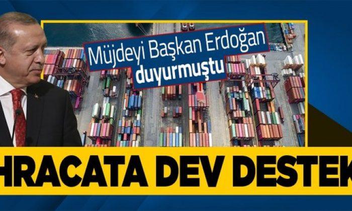 Müjdesini Başkan Recep Tayyip Erdoğan vermişti!